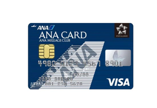 ANAカードの券面