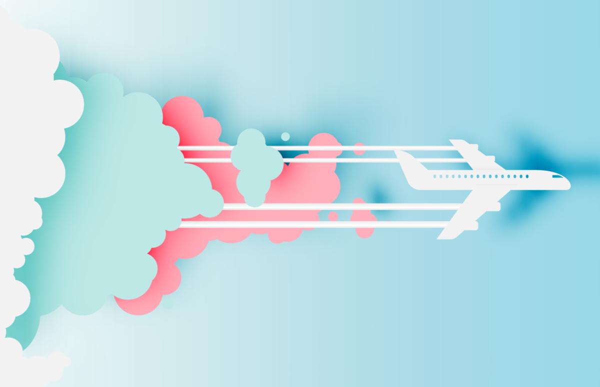 飛行機に乗るとどれくらいのマイルが貯まるのか