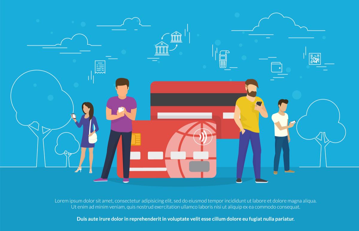 マイルを貯めるのにおすすめの決済用クレジットカード